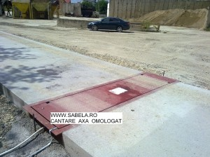 CANTAR AXA STATIC 4900 EURO
