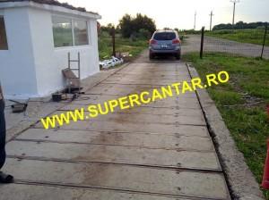CANTAR AUTO MODERNIZARE 60t 4900 EURO